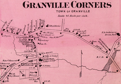 Granville Map Collection