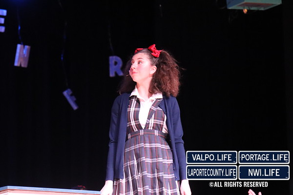 Valparaiso High School Presents Matilda the Musical 2019