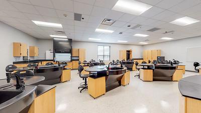 Gladeville Middle Science Lab