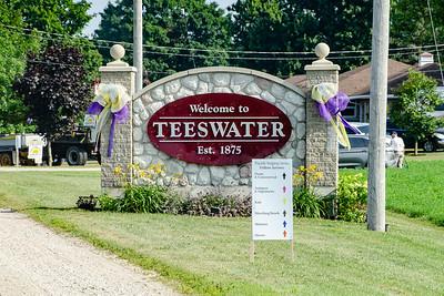 2019 Teeswater Parade