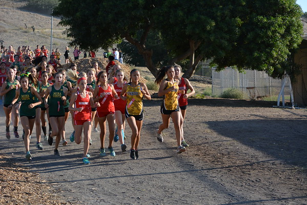 2016 BAY LEAGUE  #1 FROSH - GIRLS