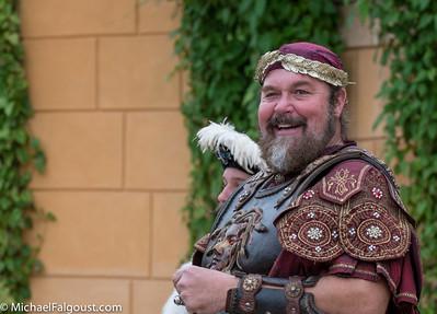 Roman Bacchanal