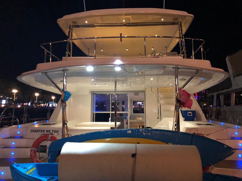 Lazarus Island Yacht Trip
