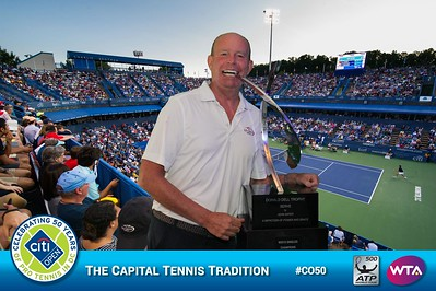 Citi Open 2018 Weeklong Box Seat Buyers Experience