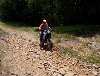 2004-7-10 Jim Thorpe Dave Ride