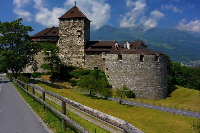 Schloss Vaduz (LI)