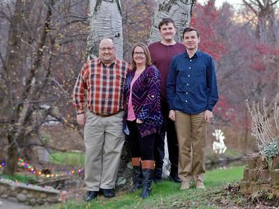 Tony & Amy Allessie Family Photos