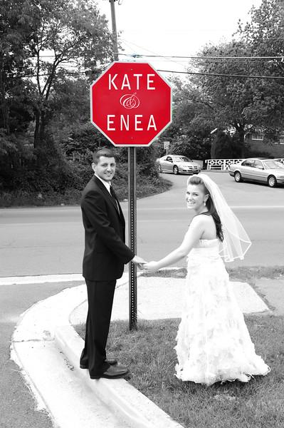 Kate & Enea