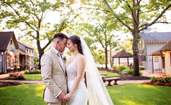 Monica and Cesar - Bridal Party and Formals