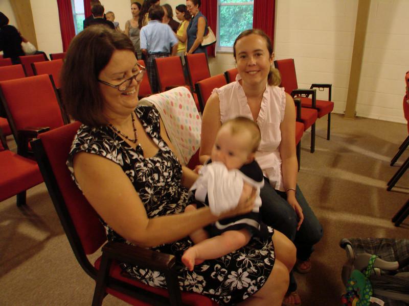Park Street Christian Church Infant Dedication 2009 July 025.jpg