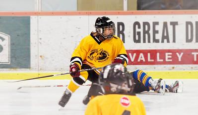 10-02-11 CAHA Bruins vs Sabers