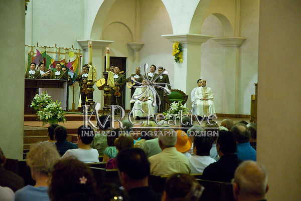 2008 - TIMC Mariachi Mass