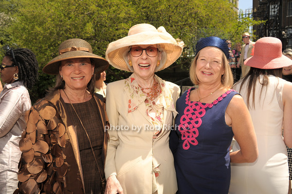 Sharon Hoge, Barbara Tober, Monica Wambold photo by Rob Rich/SocietyAllure.com © 2014 robwayne1@aol.com 516-676-3939
