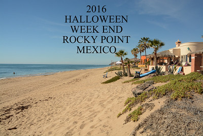 HALLOWEEN in Mexico - 2016