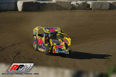 Five Mile Point Speedway - Super DIRTcar Series - 6/11/17 - Dylan Friebel