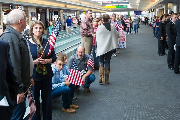 4. Arrival - Baltimore-Washington Internationa