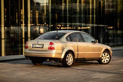 VW Passan B5+ 2002, 2.8L, 4-moution