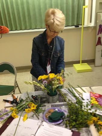 June 2017 Flower Design Workshop