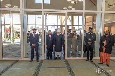 Masroor Mosque Inauguration in Virginia - Nov 3, 2018