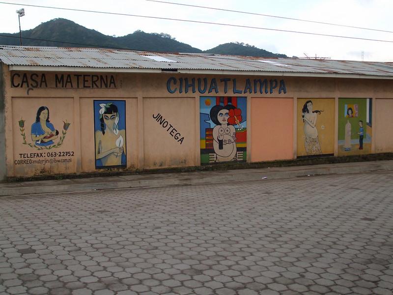 Casa Materna story on previous building