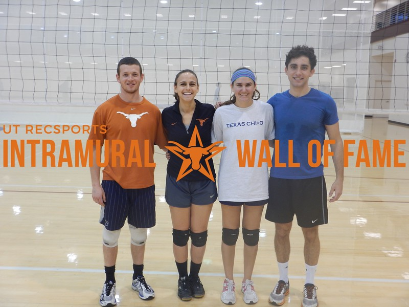 4v4 Spring 2016 Volleyball Coed Runner Up Title IX