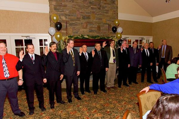New Hackensack Fire Company 56th Annual Installation of Officers Banquet