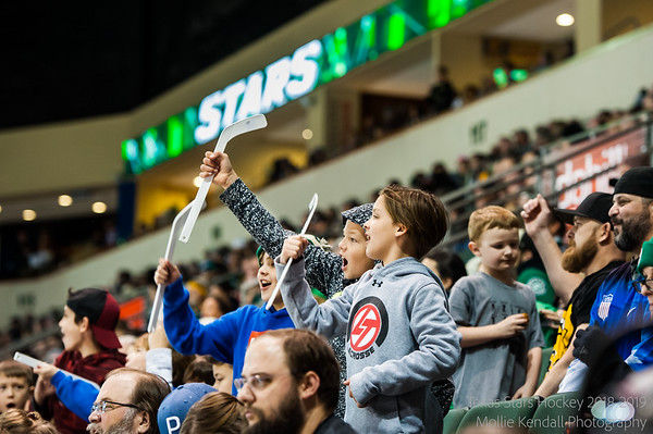 01-12-19 Texas Stars vs Iowa Wild