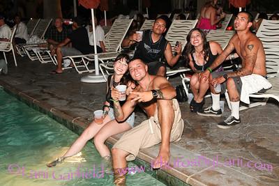 Agua Caliente Pool Party and Bikini Contest 7/19/13