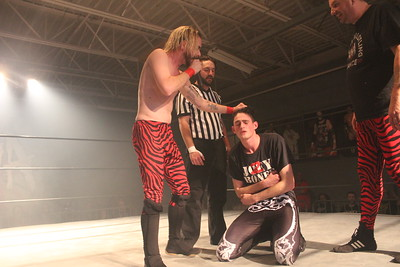 2 Buff & Jason Blade vs. Anthony Greene & Joey 2 Bones