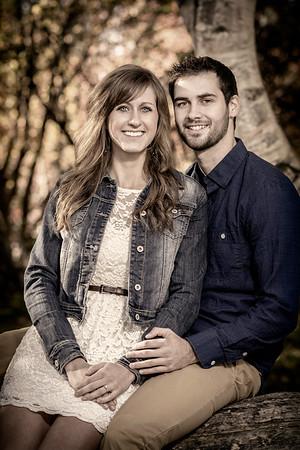 Justin and Kara Engagement