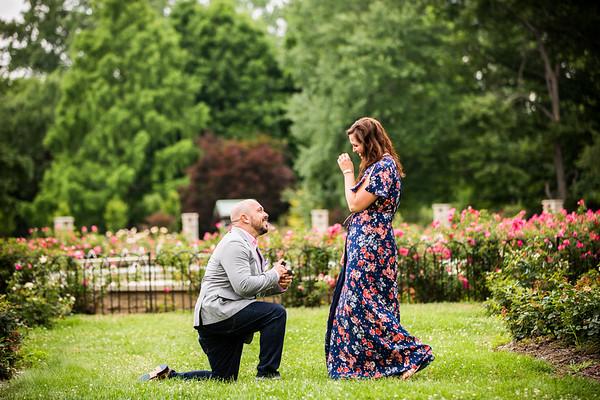 Paige + Ryan: Proposal