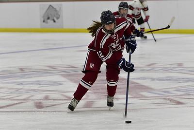 1/10/18: Girls' Varsity Hockey v Pomfret