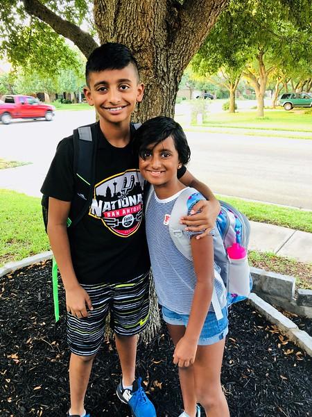 Sean and Meghan | 5th | Westside Elementary School