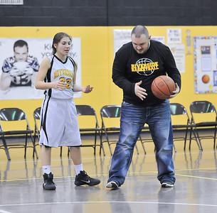 Girls Basketball 8th Grade