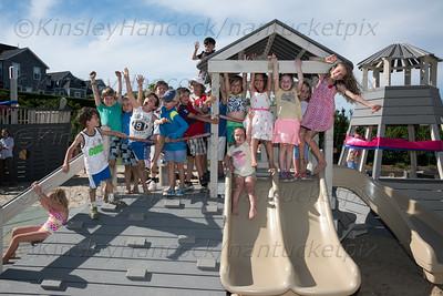 16 Sconset Playground Opening 0702