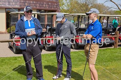 2017-05-02 JEF Golf JV vs Chanhassen @ Dwan