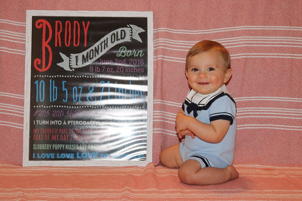 Brody Month 9