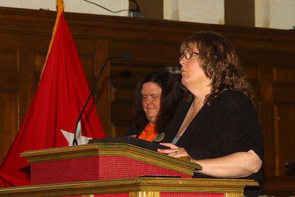 Spring Varsity Awards Ceremony