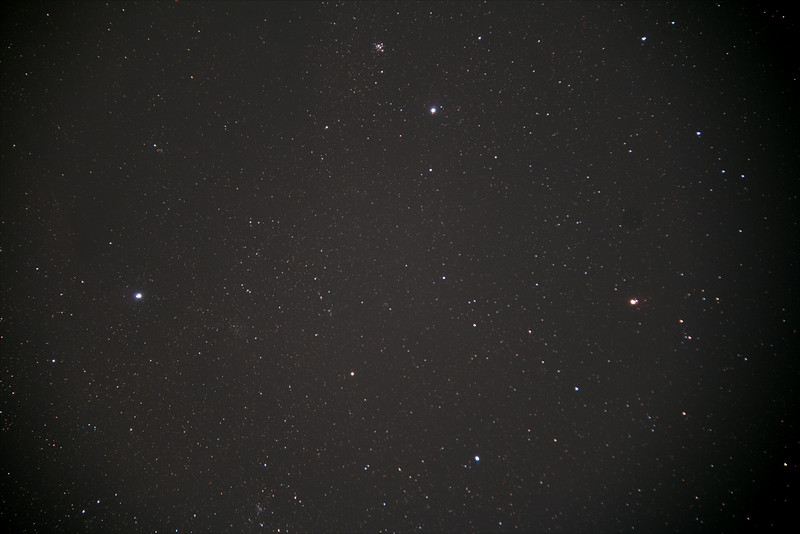 Crux - The Southern Cross - 3/4/2015 (Processed stack)