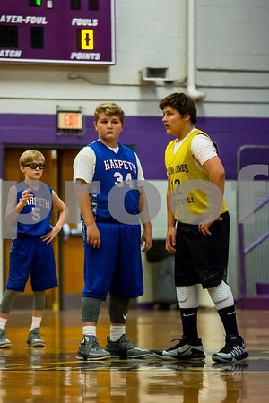 Middle School Boys Basketball 2017-2018