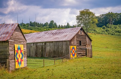 East Tennessee Barn Quilt Trail