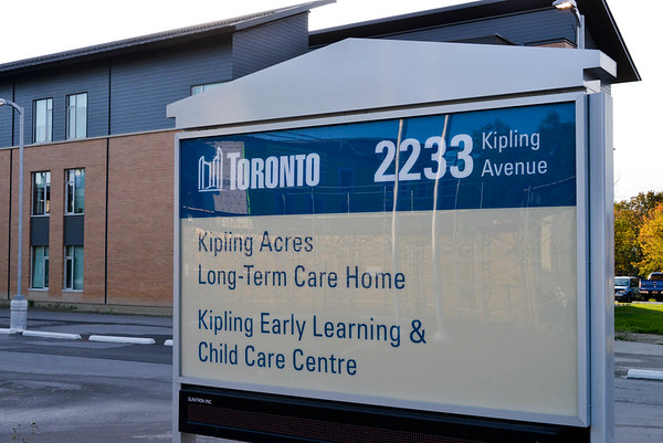Kipling Acres Long Term Care Tour 2015