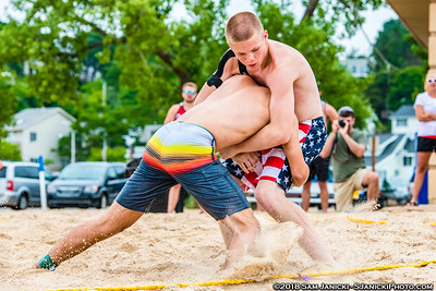 True 3rd Place Matches - 2018 Beast of the Beach