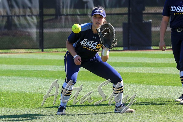UNCG SOFTBALL VS NC STATE 04-02-2019