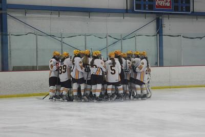 Girls' Hockey vs. Upper Fox Valley