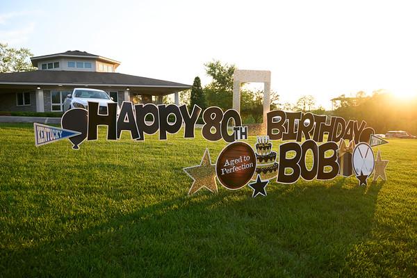 Bob Liter's 80th