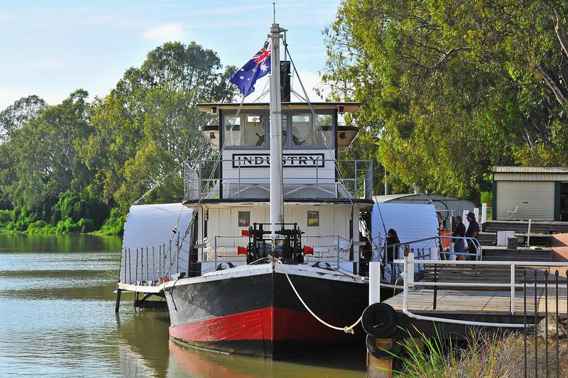 Renmarks Argo Barge Centenary