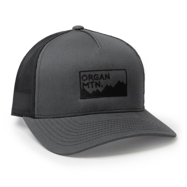 Organ Mountain Outfitters - Outdoor Apparel - Hat - Expedition Snapback Cap - Charcoal Grey.jpg