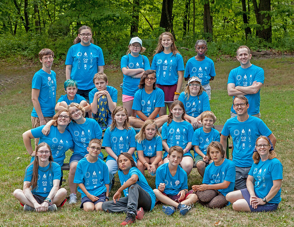 Camp Quest Iowa 2017