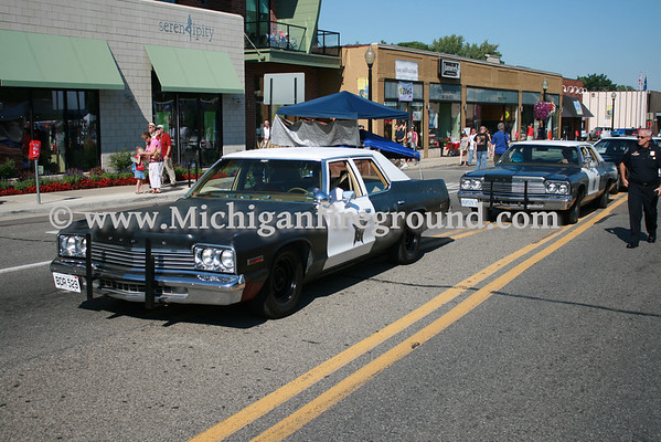 8/20/11 - Ferndale Emergency Vehicle Show